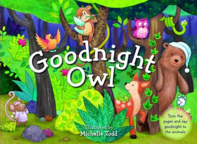 Goodnight Owl by Michelle Todd
