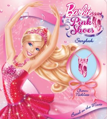 Barbie in the Pink Shoes- Book with Necklace by Digest Reader's