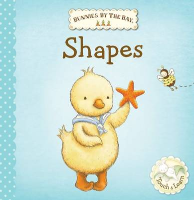 Bunnies by the Bay: Shapes Touch & Learn by Elsie Attaberry