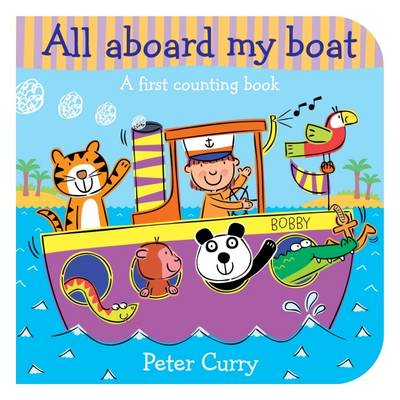 All Aboard My Boat by Peter Curry