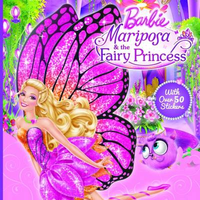 Barbie Mariposa 8x8 Storybook by Mattel Inc.