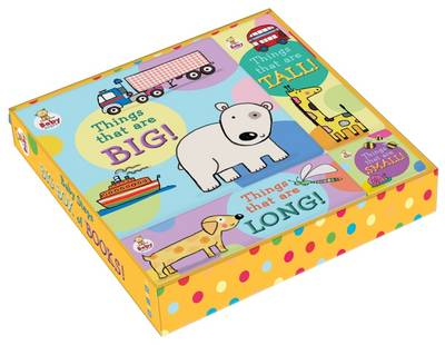 Baby Steps Gift Box by Katie Saunders