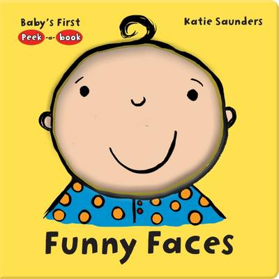 Peek-a-Book Funny Face by