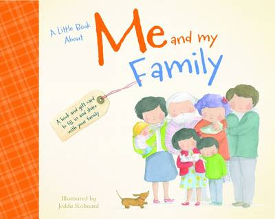 Little Book About Me and My Family by Jedda Robaard