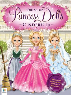 Cinderella Princess Dress Up Dolls by