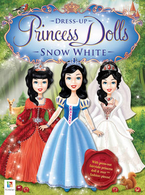 Snow White Princess Dress Up Dolls by