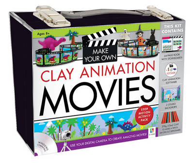 Make Your Own Clay Animation Movies by