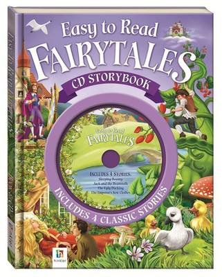 Easy to Read Fairytales CD Storybook by