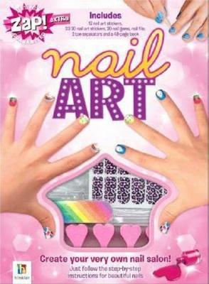 Zap! Extra Nail Art by