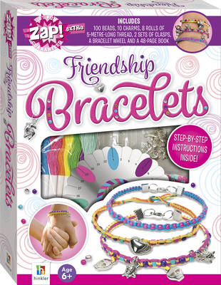 Zap! Extra Friendship Bracelets by