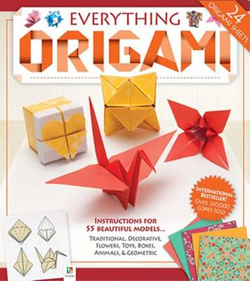 Everything Origami by Hinkler