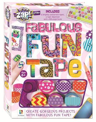 Zap! Extra Fun Tape Craft by