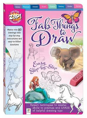 Zap! Fab Things to Draw by