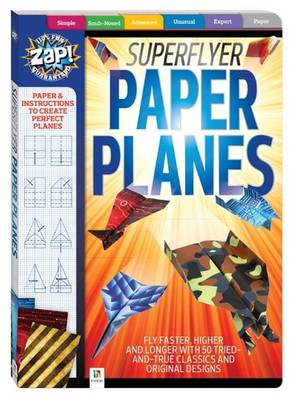 Zap! Superflyer Paper Planes by