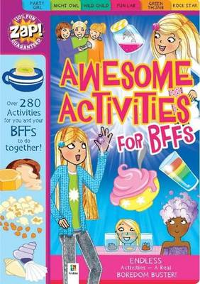 Zap! Awesome Activites for BFFs by Hinkler Books PTY Ltd