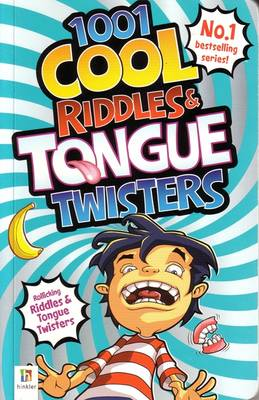 1001 Cool Riddles & Tongue Twisters by Glen Singleton