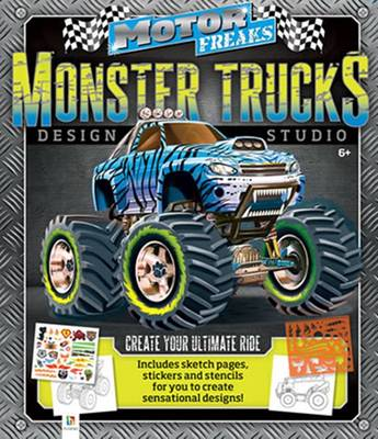 Monster Trucks Motor Freaks by