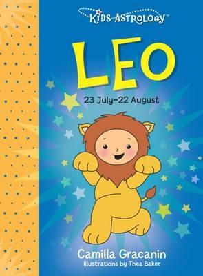 Kids Astrology - Leo by