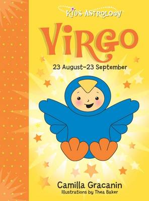 Kids Astrology - Virgo by
