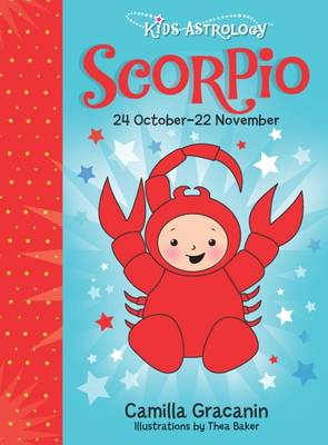 Kids Astrology - Scorpio by