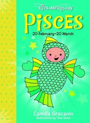 Kids Astrology - Pisces by