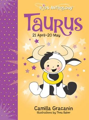 Kids Astrology - Taurus by