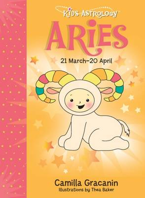 Kids Astrology - Aries by