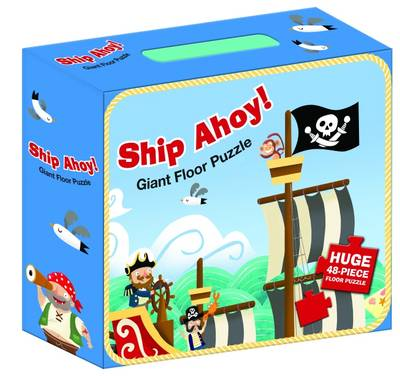 Ship Ahoy Giant Floor Puzzle by E. Myer