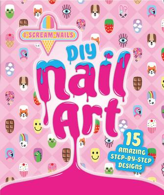 I-Scream Nails DIY Nail Art by I Scream Nails