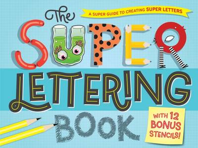 The Super Lettering Book by