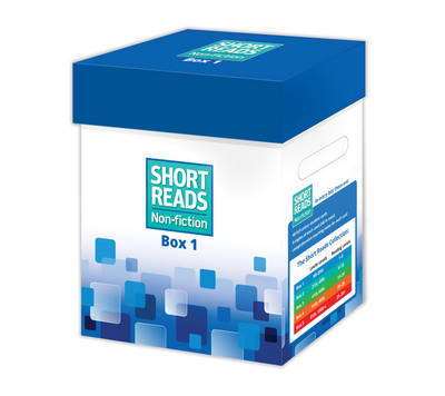 Short Reads Non-Fiction Box 1 Ages 5+ (Level Br-200) by Scholastic Inc.