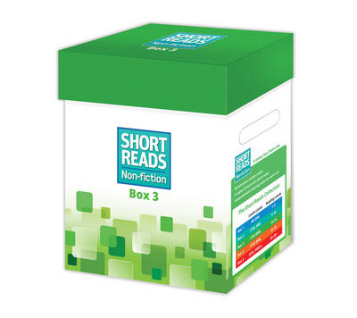 Short Reads Non-Fiction Box 3 Ages 7+ (Level 410-600) by Scholastic Inc.