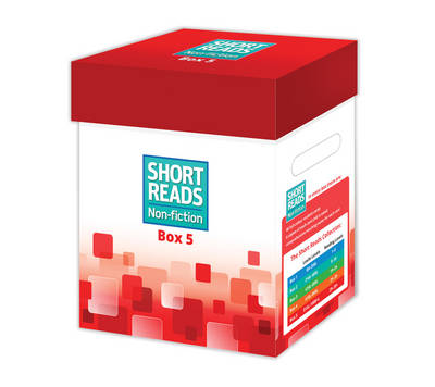 Short Reads Non-Fiction Box 5 Ages 9+ (Level 810+) by Scholastic Inc.