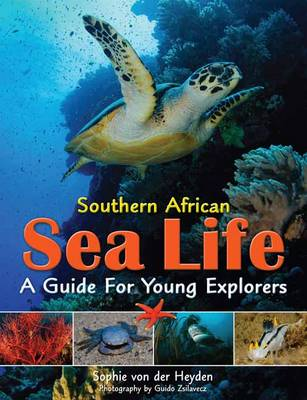 Southern African Sea Life A Guide for Young Explorers by Sophie von der Heyden, Guido Zsilavecz