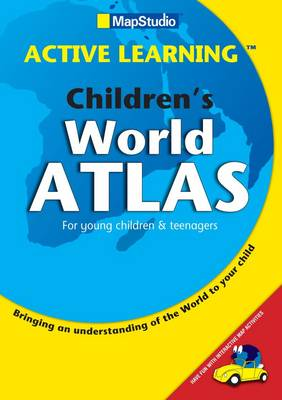 Children's World Atlas by Map Studio