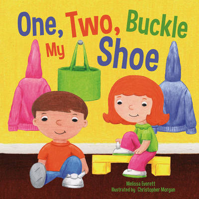 One, Two, Buckle My Shoe by Flowerpot Press