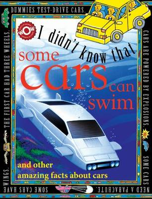 Some Cars Can Swim by Johannah Gilman Paiva