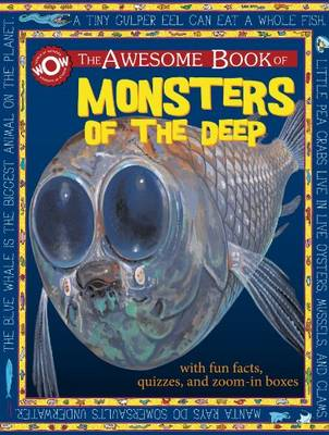 Monsters of the Deep by John Marius Butler