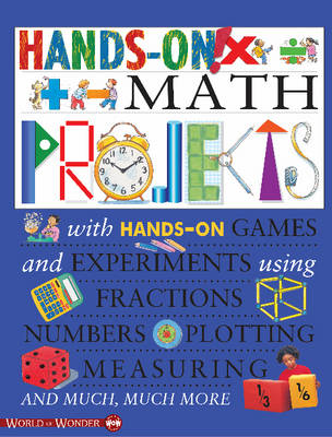 Hands on! Math Projects by Andrew King, Jonas Bell