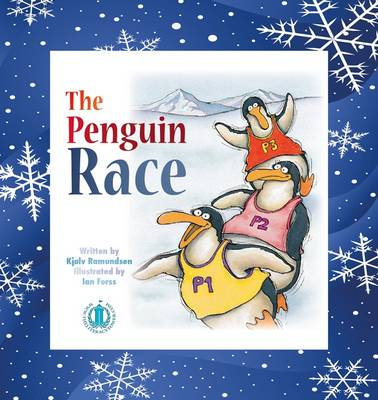 The Penguin Race by Kjolv Ramundsen