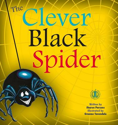 The Clever Black Spider by Sharon Parsons