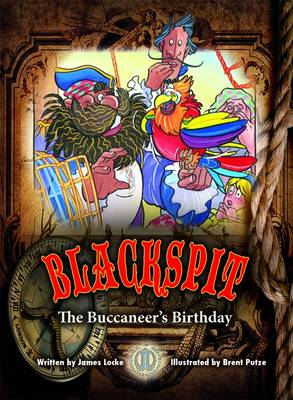 Blackspit the Buccaneer by James Locke