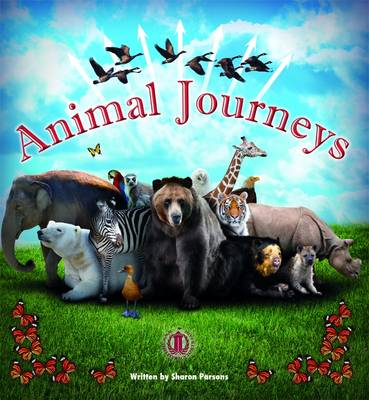 Animal Journeys by Sharon Parsons