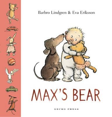 Max's Bear by Barbro Lindgren