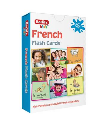 Berlitz Language: French Flash Cards by Berlitz