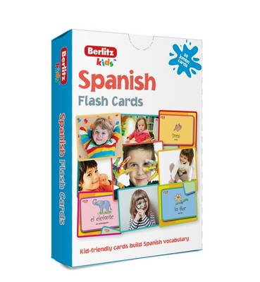 Berlitz Language: Spanish Flash Cards by Berlitz