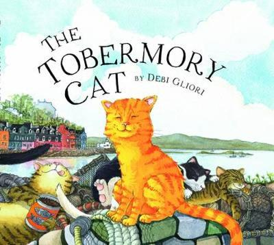 The Tobermory Cat Postal Book by Debi Gliori