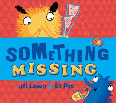 Something Missing by Jill Lewis