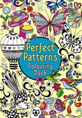 Perfect Patterns Colouring Book by Beth Gunnell