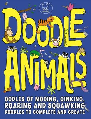 Doodle Animals by Emma Parrish
